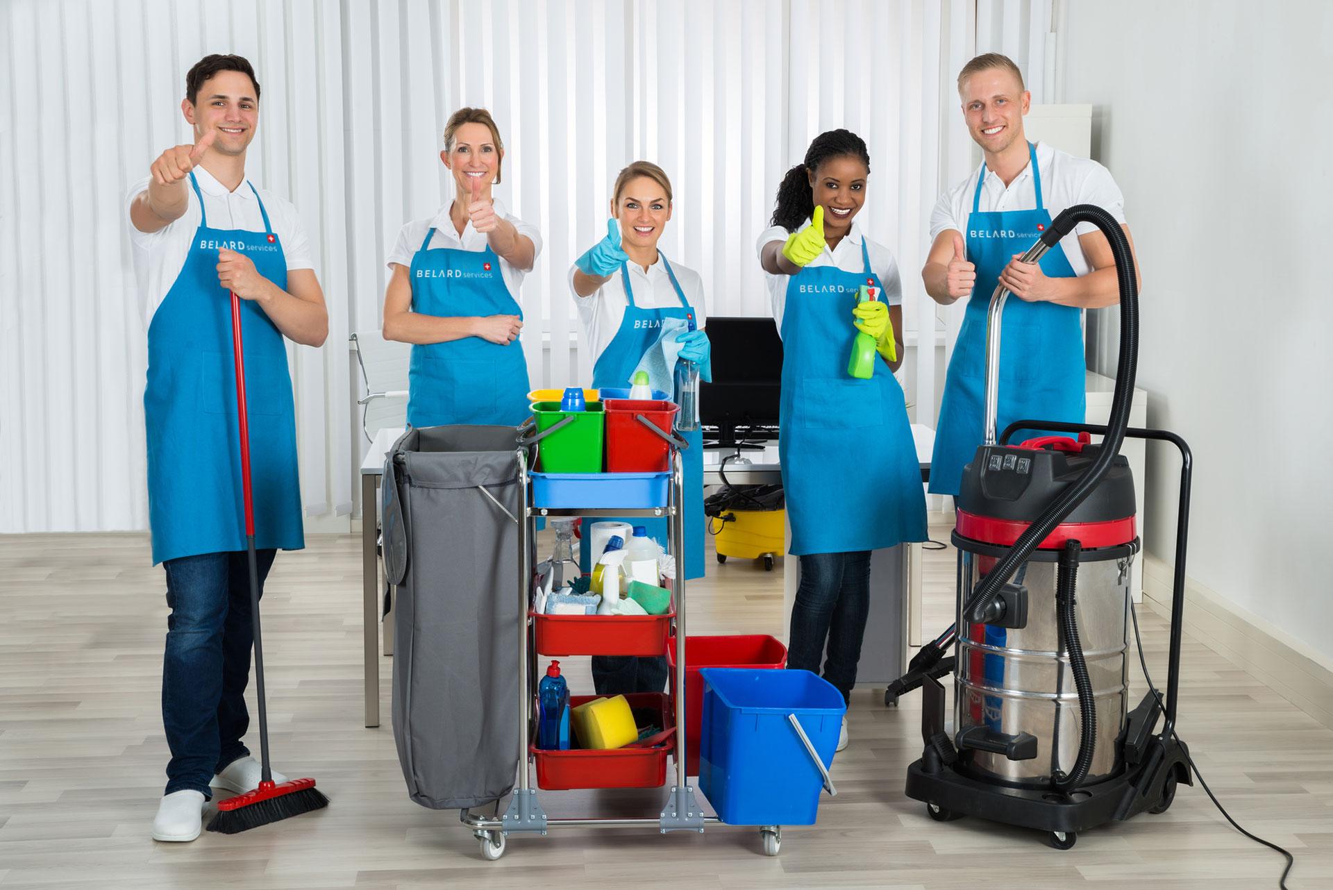 Les différentes raisons de faire appel à un nettoyeur professionnel
