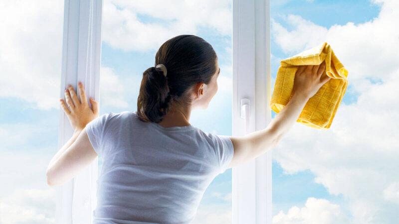 Nos conseils pour des vitres éclatants
